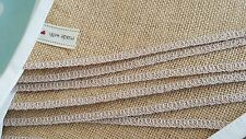 HESSIAN Fabric  Bunting SOLD BY THE METRE  /  wedding home party decorations OVR