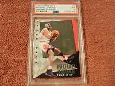 1992-93 Upper Deck MVP Holograms #4 MICHAEL JORDAN Chicago Bulls - PSA 7 NM
