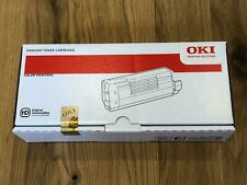 New & Sealed Genuine OKI 44318608 C710/C711 Black Original Laser Toner Cartridge