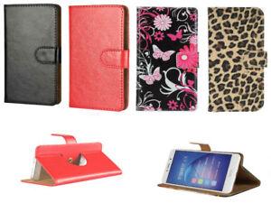 Premium Mobile Phone Flip Case For Vodafone MobiWire Kwanita -  360 PU Leather S