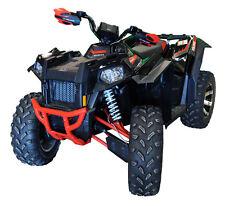 POLARIS SCRAMBLER 850 1000 XP FENDER FLARES SET OVERFENDERS ATV 13-18