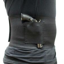 Slim Wrap Concealed Carry Belly Band Pistol Holster Band Gun Holster 30-37 inch