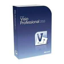 Microsoft Visio 2010 Professional for PC Online Download Fast Email Sent