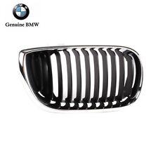 BMW E46 325xi 330i 330xi Genuine Bmw Grille - Chrome Frame with Black Grille