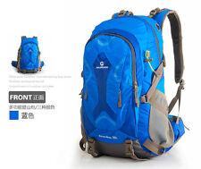Maleroads 35L Adventure Wandern/Tagesrucksack, Nylon, Wasserdicht mit Cover Blau