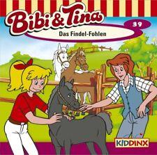 CD * BIBI & TINA - HÖRSPIEL 39 - DAS FINDELFOHLEN # NEU OVP KX