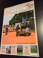 MAGAZINE SOLDATS DE MONTAGNE N°2 SEPTEMBRE 2013 - FRESM - MILITARIA - 27E BIM