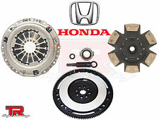HONDA Cover+Top1 STAGE 2 CLUTCH KIT+CHROMOLY FLYWHEEL 94-01 Acura Integra 1.8L