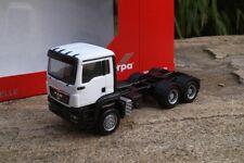 Herpa MAN TGS M Allrad Zugmaschine in weiß 3achs  158305-5   1:87