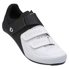 Pearl Izumi 2018 Select Road v5 Bike Bicycle Cycling Shoes White/Black - 44