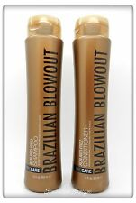 Brazilian Blowout Acai Anti-Frizz Pro Care Shampoo & Conditioner 12 oz NEW