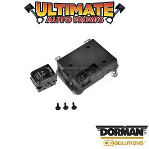Dorman: 601-024 - Trailer Brake Control Module and Switch