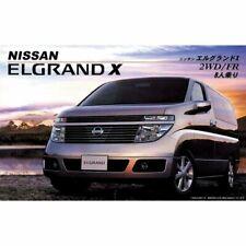 Fujimi 187495 1/24 ID-68 Nissan Elgrand X FR/2WD 8