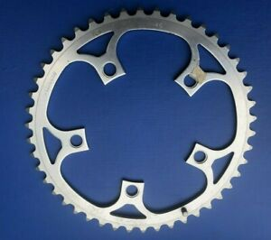 NEW OLD STOCK SPECIALIZED ALLOY CHAINRING 46 TOOTH,5 HOLE 110MM BCD,L'EROICA