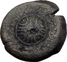 HEROD I the GREAT 40BC Jerusalem Authentic Ancient BIBLICAL Greek Coin i64070