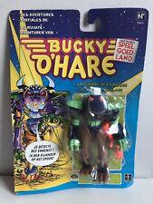 "BUCKY 'O' HARE ""PADOÏDE"" DUTCH / FRENCH TOADBORG MOC HASBRO 1991 ULTRA RARE"