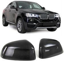 Echt Carbon Spiegelkappen zum Austausch für BMW X3 F25 X4 X5 F15 X6 F16