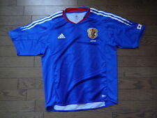 Japan 100% Original Soccer Football Jersey Shirt 2004/05 Home L MINT