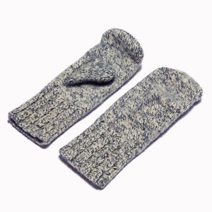 100% Boiled Austrian Wool Extreme Warm Preformed Mittens by Dachstein Woolwear