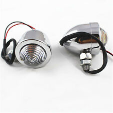 Motorbike Turn Signal Bullet Lights for Honda Interstate Shadow VTX1300C VT500C