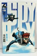 Spy Boy #10 Inspect Her Gadget Peter David 2000 Comic Dark Horse Comics F+