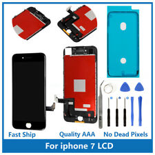 iPhone 7 Replacement 3D Touch Screen LCD Digitizer Display Assembly Black & Tool