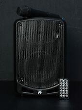 Aktiv Soundsystem WAMS-065BT Bluetooth, USB, SD inkl. Akku Mikro mobil Party Box