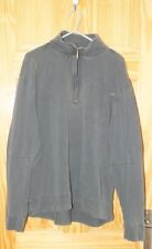 Boxfresh Black Grey Mens Jumper Size L