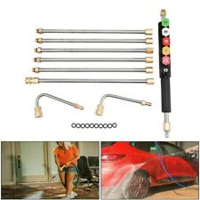 Powerful Pressure Washer Extension Wand Set 120 Inch Replacement Lance