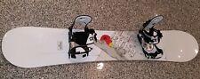 Burton Snowboard mit Bindung Tadashi Fuse 154 nur 1 Mal benutzt