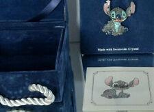 Swarovski Disney Arribas Brosche Stitch Brooch TOP ZUSTAND OVP MIB