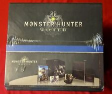 Monster Hunter: World Collector's Edition (Sony PlayStation 4, 2018)
