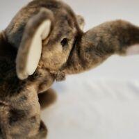 "2001 Retired TY 15"" Plush Beanie Buddy Buddies Elephant Trumpet Soft Stuffed"
