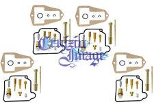 85-87 SUZUKI GSXR750  CARB REPAIR KITS CARBURETOR 4 REPAIR KITS 20-GSXR750ECR
