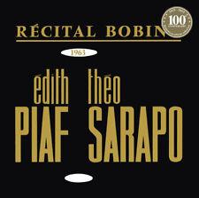 Édith Piaf : Recital Bobino 1963 VINYL (2015) ***NEW***