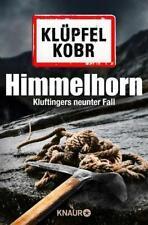 Himmelhorn / Kluftinger Bd.9 von Michael Kobr und Volker Klüpfel, UNGELESEN
