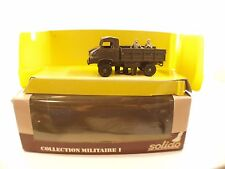 Solido 6022 • Collection Military I •Marmon Transport• New Box / Boxed