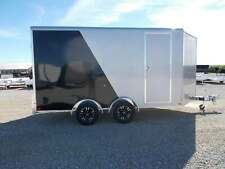 New Listing2021 Aluma 7.5X14' Enclosed Cargo Trailer Atv Utv