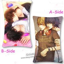 Anime Death Note L Killer Dakimakura Cushion Pillow Case Cover Bedding #HH4