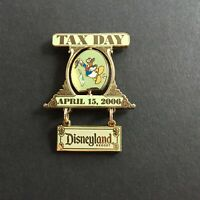 DLR - Tax Day 2006 Donald Duck Spinner Dangle April 15  LE 1000 Disney Pin 46007