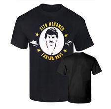 Camiseta Sito Miñanco Fariña Algodon premium 190grs Impresion ORO Envio 72H