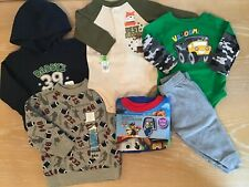 Infant Boy's Clothing Lot of 6 (4 New) Size 12 Months