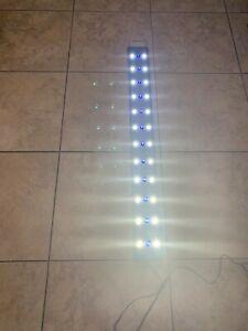 "Marineland Advanced LED Aquarium Strip Light Bright Output, 48"""