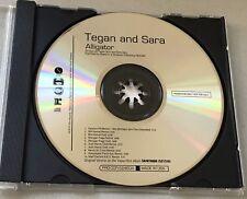 Tegan And Sara - Alligator - 10 Track Promo Remix CD