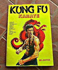 BRUCE LEE - KUNG FU KARATE, 1975 - COMPLETE ALBUM - NO PANINI!!!