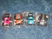 Ford Monster Trucks MS BIGFOOT & BIGFOOT Pickup McDonalds Vtg 80's Plastic Toy