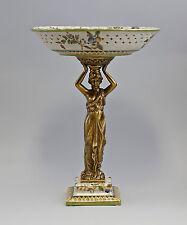 Figürlicher Tafelaufsatz klassizistisch Keramik/Bronze 9937858