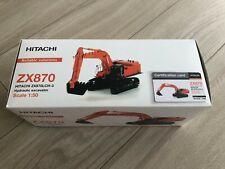 1:50 HITACHI ZAXIS ZX870 Excavator Limited 478/1000 - WSI Rarität