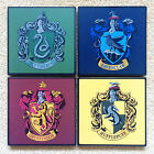 Harry Potter Coasters Hogwarts House Primark Slytherin Hufflepuff Gryffindor
