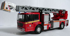 FIRE BRIGADE MODELS- MERCEDES BENZ 'ECONIC' TURNTABLE LADDER LONDON FIRE BRIGADE